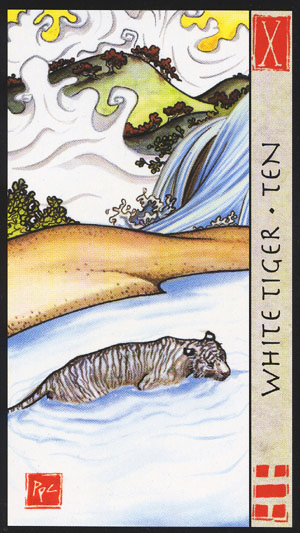 White Tiger Ten