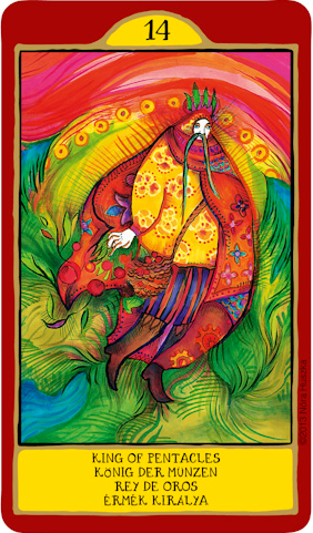 gypsy palace king of pentacles