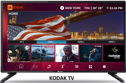 Kodak TV