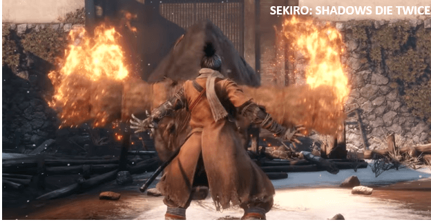 SEKIRO SHADOW DIE TWICE Xbox One