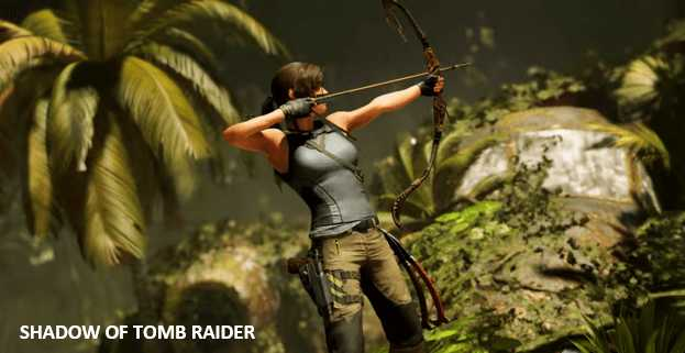 shadow of tomb raider XBox One