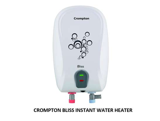 Crompton Bliss Instant Wtaer Heater