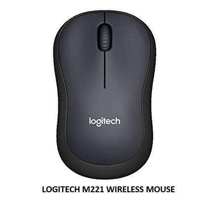 Logitech M221 Wireless mouse