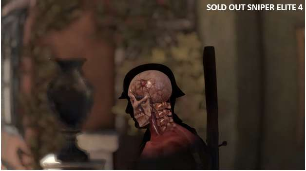 sold out sniper elite