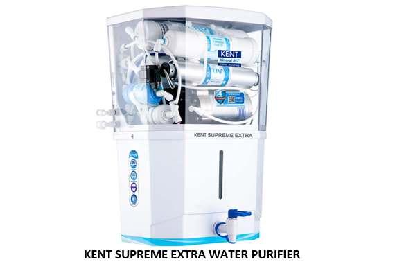 KENT SUPREME EXTRA WATER PURIFIER