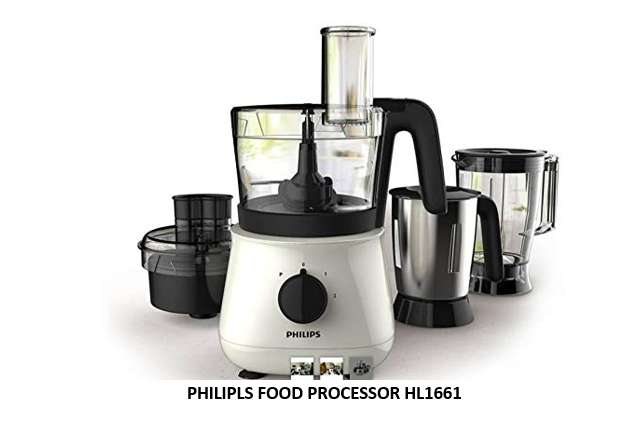 PHILIPS FOOD PROCESSOR HL1661