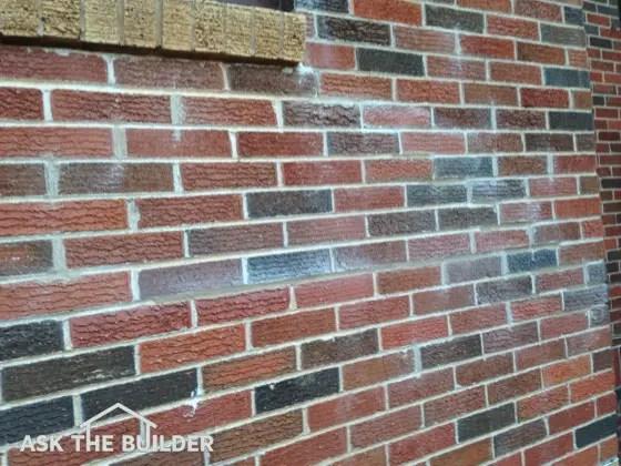 Brick Mortar Clean Up Ask The Builder