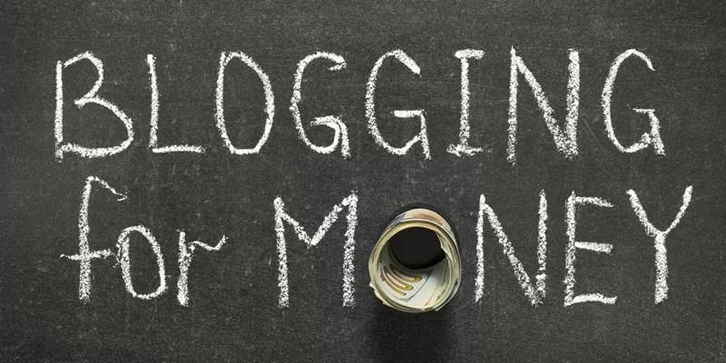 blogging-money make