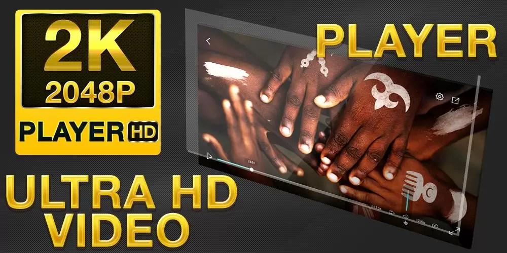 2K (Ultra-HD)