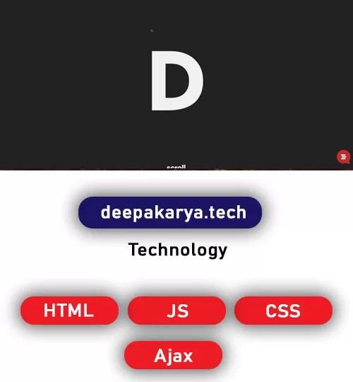 Deepakarya