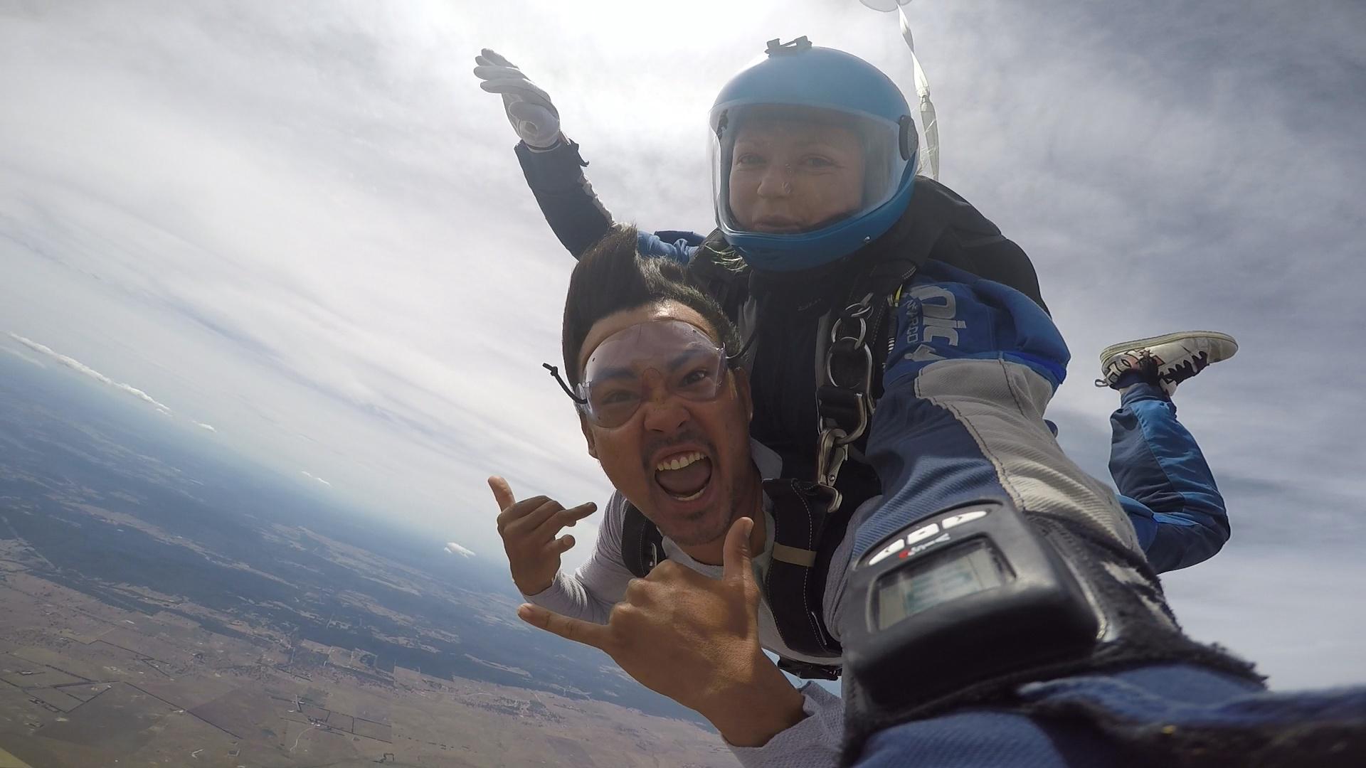 Adrenalin Skydive Goulburn Canberra Sydney NSW