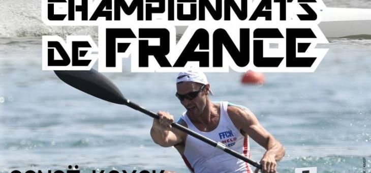 Championnats de France fond, les résultats du lundi
