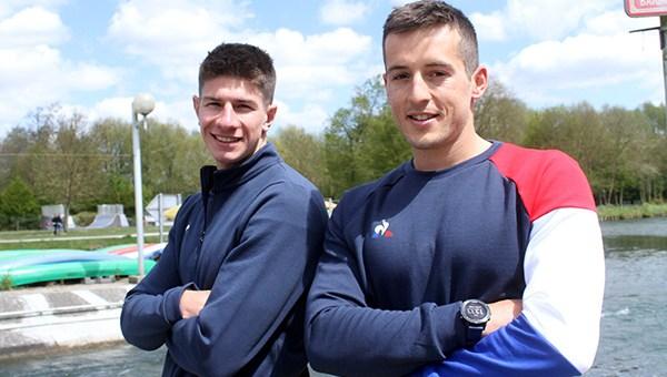 Repêchages olympiques : Loïc Léonard et Frantz Vasseur en finale