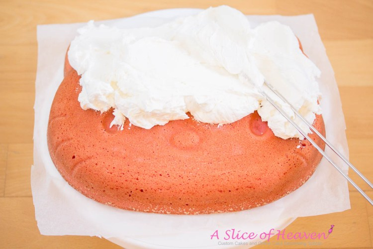 Spreading the Frosting on the Cake | A Slice Of Heaven