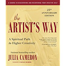 Artist's Way | Gillian Doyle | A Slice of Orange