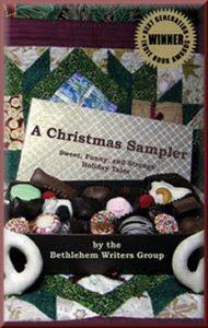 A Christmas Sampler Cover