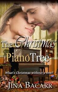 The Christmas Piano Tree | Jina Bacarr | A Slice of Orange