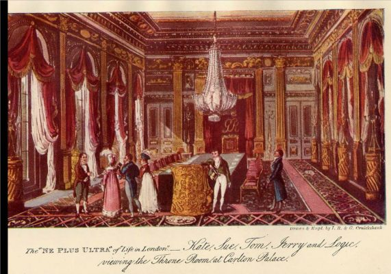 Regency Throne Room