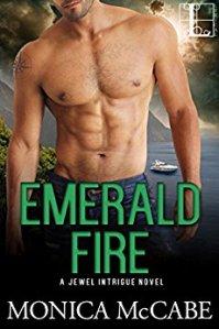 Emerald Fire | Monica McCabe | A Slice of Orange