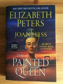 The Painted Queen | Marianne H. Donley | A Slice of Orange