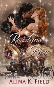 Rosalyn's Ring | Alina K. Fields | A Slice of Orange