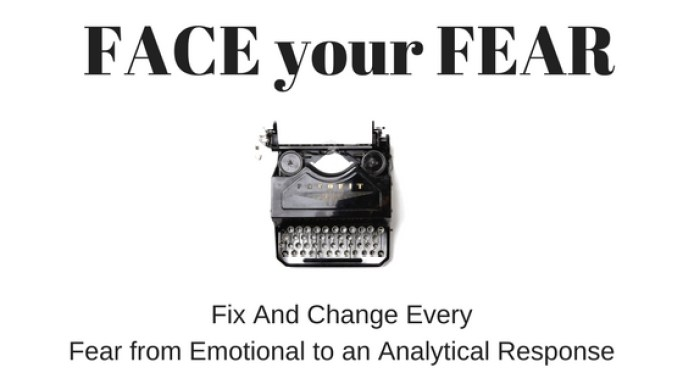 Face your Fear | Denise Colby | A Slice of Orange