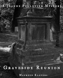 Graveside Reunion   Maureen Klovers   A Slice of Orange