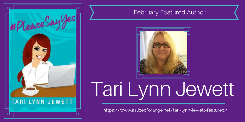 Tari Lynn Jewett Featured | A Slice of Orange