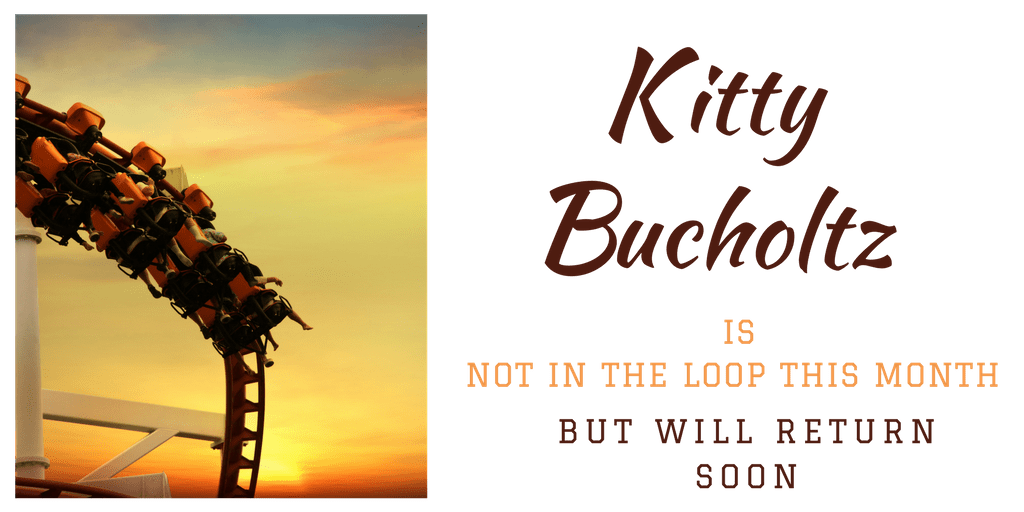 Out of the Loop | Kitty Bucholtz | A Slice of Orange