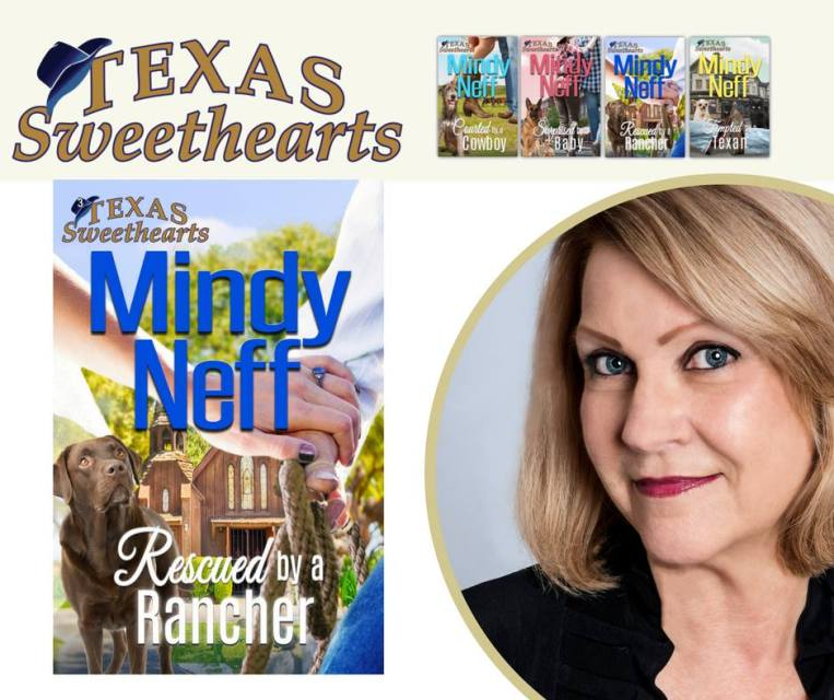 Rescued by a Rancher | Mindy Neff | A Slice of Orange
