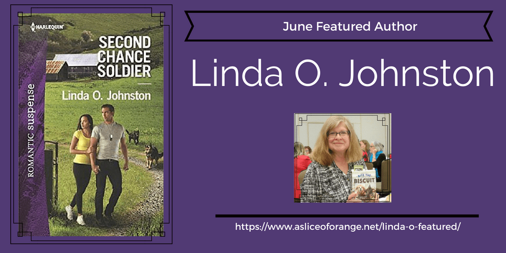 Linda O | Featured Author | A Slice of Orange