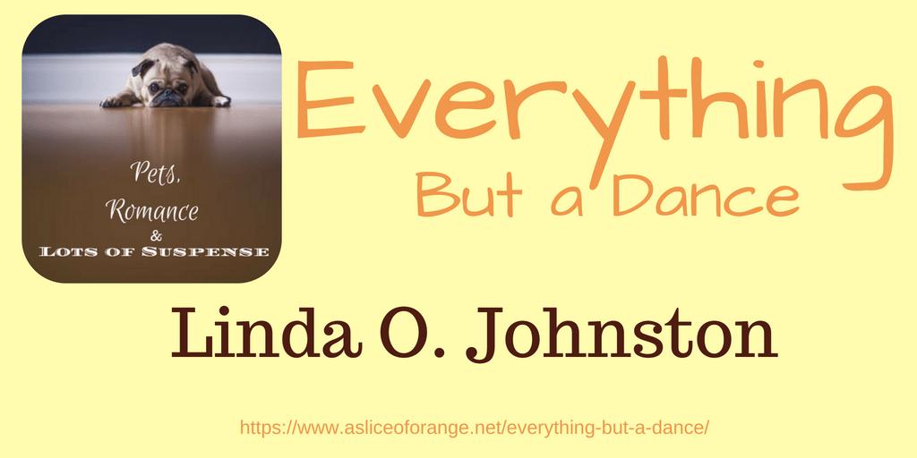 Everything but a Dance | Linda O. Johnston | A Slice of Orange