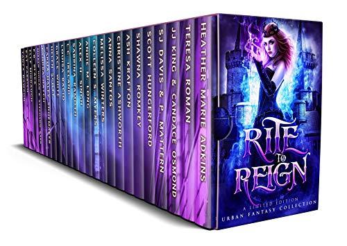 Rite to Reign | A Slice of Orange