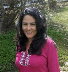 Author Mary Castillo