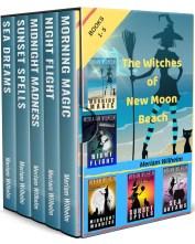 The Witches of New Moon Beach Boxed Set | Meriam Wilhelm | A Slice of Orange
