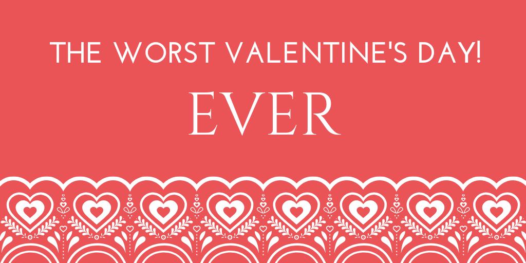 The Worst Valentine's Day EVER | Maureen Child | A Slice of Orange