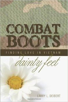 COMBAT BOOTS DAINTY FEET