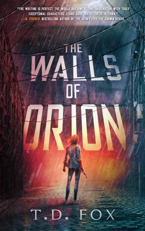 THE WALLS OF ORION