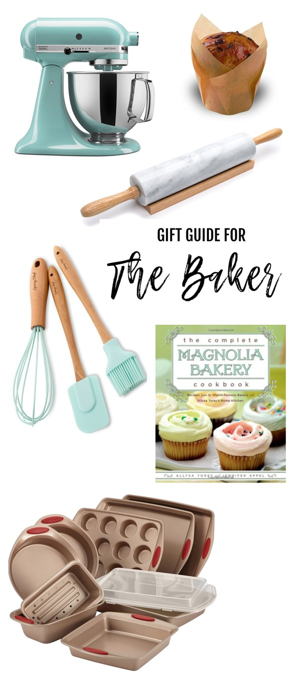 2017 Holiday Gift Guide for the Baker