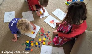 A Toy They All LOVE: Pattern Blocks by Learning Resources