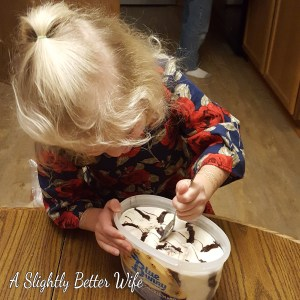 Dig In! {A Lesson From a 5 Year Old}