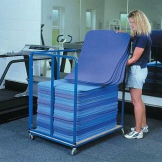 Yoga Mat Trolley