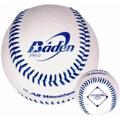 Baden PR-O Baseball Ball - Pack of 12)