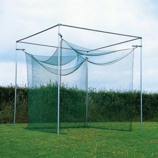 Socketed Golf Enclosure