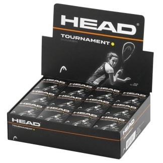 Head Tournament Squash Balls