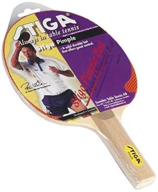 Stiga Pimple Table Tennis Bat