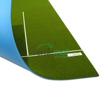 Short Indoor Bowls Mat (Verdemat Valuemat Fast)