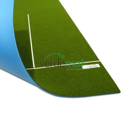 Short Indoor Bowls Mat (Verdemat Valuemat Fast)