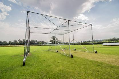 Practice Cricket Cage (Mobile)