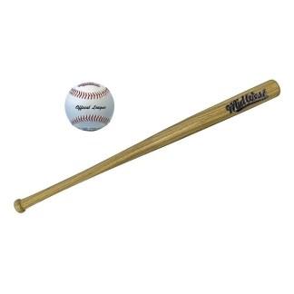 Midwest Slugger Baseball Bat & Ball